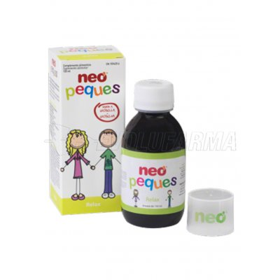 NEO PEQUES RELAX. Jarabe  150 ml
