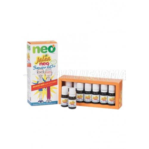 NEO SENIOR JALEA. 14 Viales bifásico 10 ml
