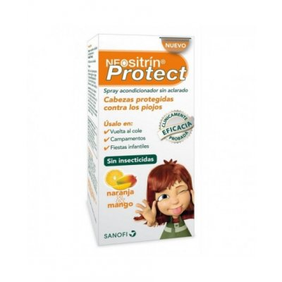 NEOSITRIN PROTECT PIOJOS ACONDICIONADOR SPRAY 250 ML