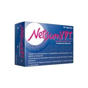 NETISUMVPT  396 MG 60 CAPS