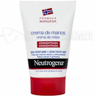 NEUTROGENA CREMA DE MANOS CONCENTRADA SIN PERFUME. 50 ml