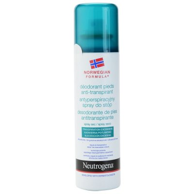 NEUTROGENA PIES ANTITRANSPIRANTE SPRAY 150 ML