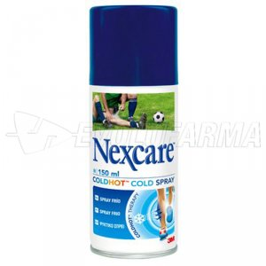 NEXCARE COLD SPRAY COLDHOT APLICACIÓN DE FRIO. 150 ml