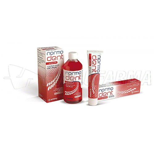 NORMODENT GINGIVITIS COLUTORIO. 500 ml