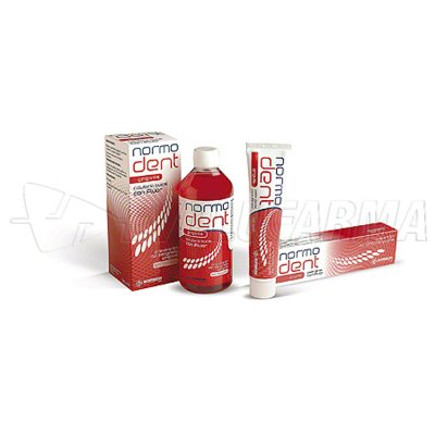NORMODENT GINGIVITIS PASTA DENTAL. 125 ml