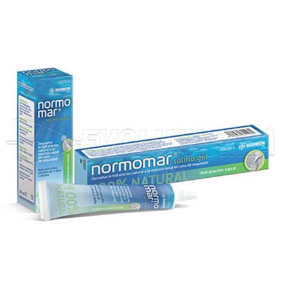 NORMOMAR SALINA GEL. 20 ml