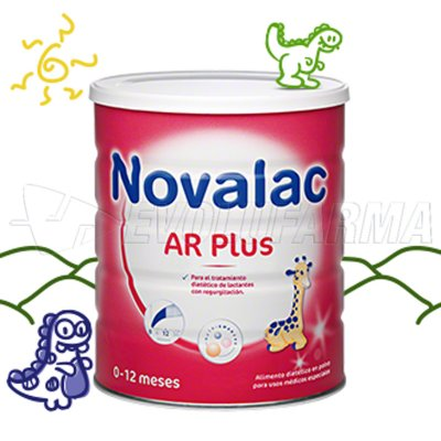 NOVALAC AR PLUS. 800 g