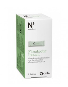 NS Florabiotic Instant 8 sobres