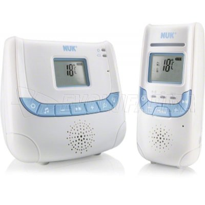 NUK BABYPHONE DECT LCD ECO CONTROL