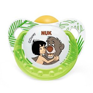 NUK CHUPETE LATEX JUNGLE BOOK T2