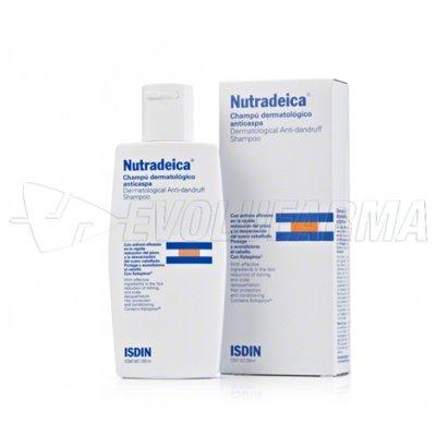 NUTRADEICA CHAMPÚ DERMATOLÓGICO ANTICASPA. 200 ml