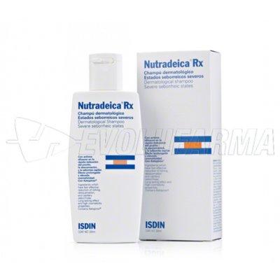 NUTRADEICA RX CHAMPÚ DERMATOLÓGICO. 200 ml