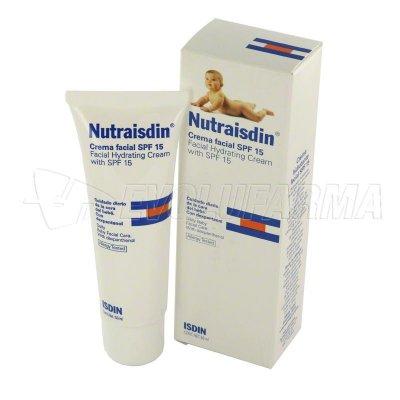 NUTRAISDIN CREMA FACIAL - SPF 15 - Envase 50 ml.