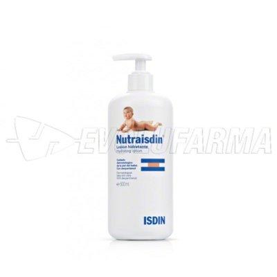 NUTRAISDIN LOCIÓN HIDRATANTE BABY SKIN. 500 ml