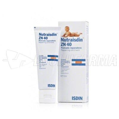 NUTRAISDIN ZN 40 POMADA REPARADORA. 100 ml