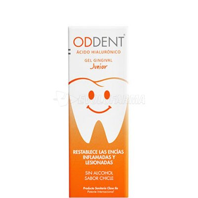 ODDENT JUNIOR GEL GINGIVAL. 15 ml