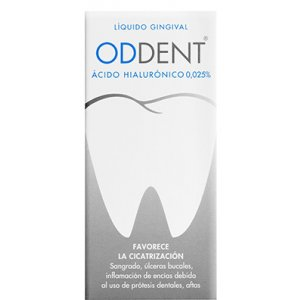 ODDENT  LIQUIDO GINGIVAL ACIDO HIALURONICO.150 ml