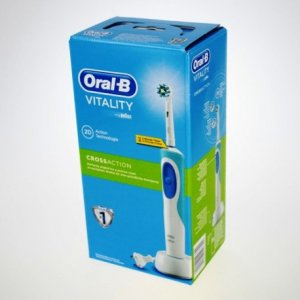 ORAL B CEPILLO DENTAL ELECTRICO RECARGABLE VITAL