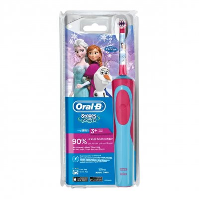 ORAL B CEPILLO ELECTRICO FROZEN