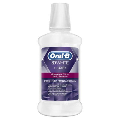 ORAL B PACK 500 ML BRILLO SEDUCTOR