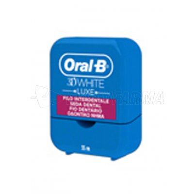 ORAL B SEDA DENTAL 3D WHITE 35 METROS