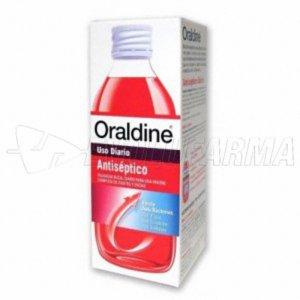 ORALDINE COLUTORIO. Envase 200 ml.