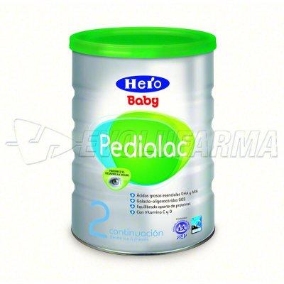 PEDIALAC 2 LECHE DE CONTINUACIÓN. Bote de 800 g