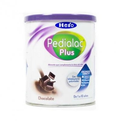 PEDIALAC PLUS CHOCOLATE SUPLEMENTO NUTRICIONAL 800 G