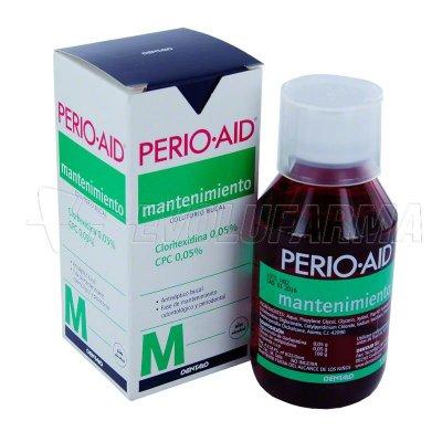 PERIO AID MANTENIMIENTO COLUTORIO. Envase 150 ml