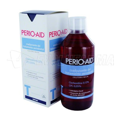 PERIO-AID TRATAMIENTO COLUTORIO. Envase 500 ml
