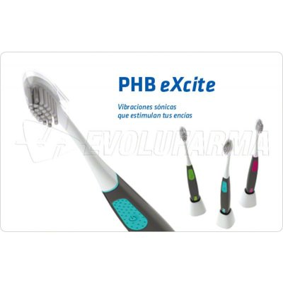 PHB EXCITE. Cepillo dental eléctrico