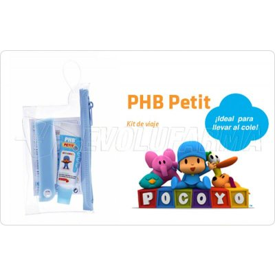 PHB PETIT. Kit Cepillo + Gel.