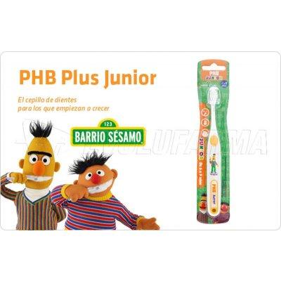 PHB PLUS JUNIOR. Cepillo dental infantil.