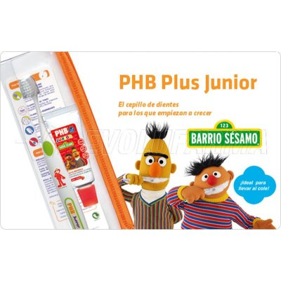 PHB PLUS JUNIOR. Neceser.
