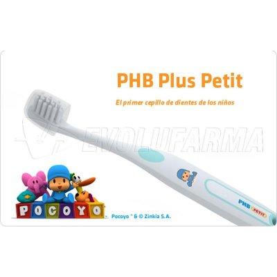 PHB PLUS PETIT. Cepillo dental.