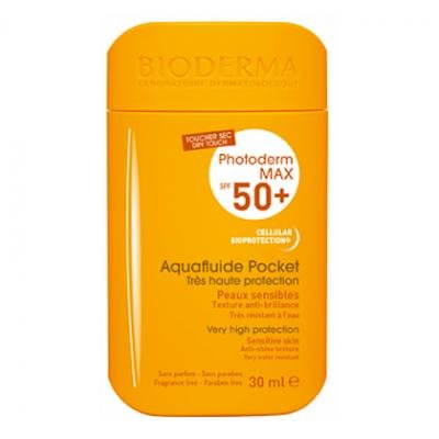 BIODERMA PHOTODERM MAX SPF 50+ AQUAFLUIDO  POCKET 30ML