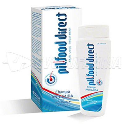 PILFOOD DIRECT CHAMPU ANTICAIDA. 200 ml