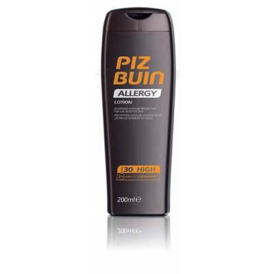 PIZ BUIN ALLERGY  LOCIÓN PIEL SENSIBLE SPF 30. 200 ml.