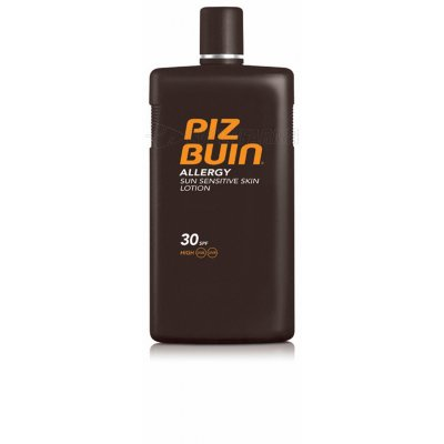 PIZ BUIN ALLERGY  LOCIÓN PIEL SENSIBLE SPF 30. 400 ml.