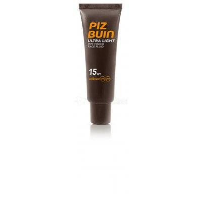 PIZ BUIN DRY TOUCH FLUIDO SOLAR FPS -15 FACIAL. 50 ml