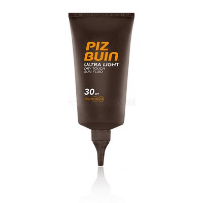 PIZ BUIN DRY TOUCH FLUIDO SOLAR FPS -30. 150 ml