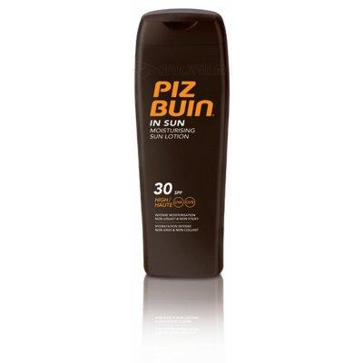 PIZ BUIN IN SUN LOCIÓN SOLAR HIDRATANTE SPF 20. 200 ml.