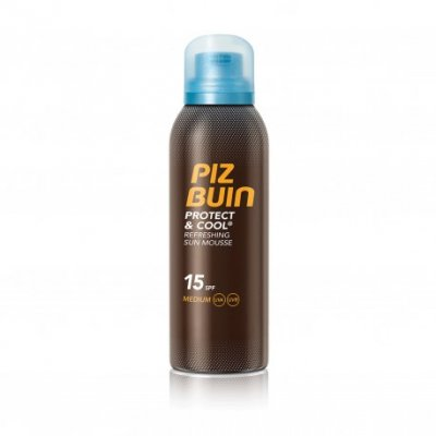PIZ BUIN PROTECT & COOL FPS - 15 PROTEC MEDIA MO