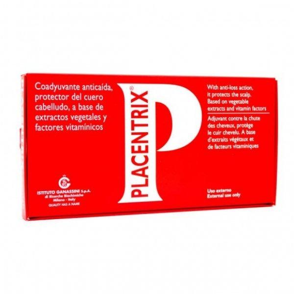 PLACENTRIX CAPILAR 10 AMPOLLAS