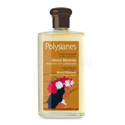 POLYSIANES MONOÏ MORINDA. Envase de 125 ml.