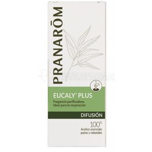 PRANAROM EUCALY´PLUS DIFUSION. 30 ml