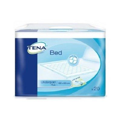 PROTECTOR DE CAMA TENA BED PLUS 80 X 180 20 U