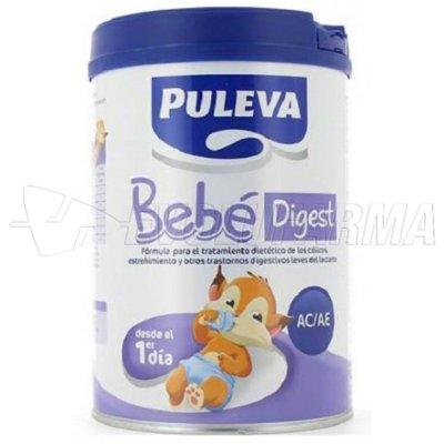PULEVA BEBE DIGEST. 800 gr