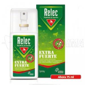 RELEC EXTRA FUERTE 50% SPRAY REPELENTE. 75 ml