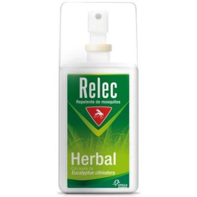 RELEC HERBAL REPELENTE +3A SPRAY 75 ML